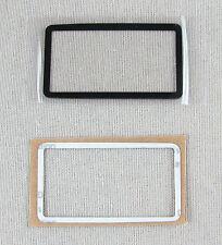 Nikon D600/D610 Top LCD Window/Cover + Tape GENUINE PART NEW 1K604-193