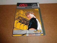GTO: Great Teacher Onizuka Vol. 24 Manga Book in English