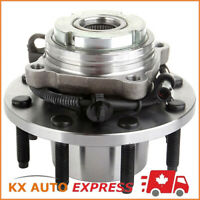 FRONT WHEEL BEARING & HUB ASSEMBLY FOR FORD EXCURSION 4WD 2000 2001 2002