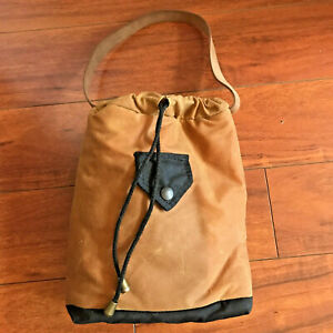Cape Woolamai Too Bag Wine Bottle Cooler Carrier Insulated Tote Holder Wool EUC