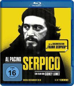 Serpico [Blu-ray/NEU/OVP] Krimi von Sidney Lumet, mit Al Pacino als Polizist