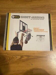 SKLZ SHOOT-AROUND 180 ROTATION BASKETBALL RETURN, Shooting Trainer Practice