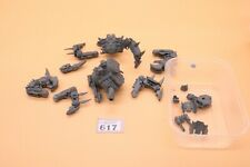 Warhammer 40k Chaos Defiler Part Built Look At Pictures 617