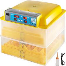 Digital 288 Quail/72 Egg Incubator Hatcher auto turner auto alarm 110V 50HZ
