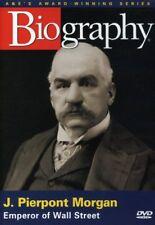 Biography: J Pierpont Morgan [New DVD]