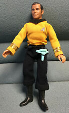 "vintage 70's MEGO Star Trek Capt. Kirk 8"" figure with belt and phaser"