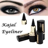 maquillage or FAISCEAU COMPLET muets noir tube EYE-LINER GEL autocollants