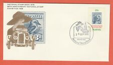 National Stamp Week 1978 FDC Souvenir Cover & Postmark Adelaide 5000 25 SEP 1978