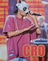 CRO - A2 Poster (XL - 42 x 55 cm) - Clippings Fan Sammlung NEU