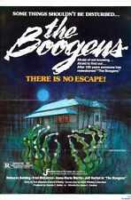 Boogens Poster 01 Metal Sign A4 12x8 Aluminium