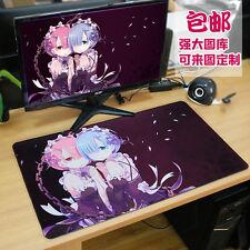 Anime Re:Zero kara Hajimeru My Skeleton Sans Online Large Mouse Pad Gaming