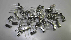 QRP Ham Radio Crystals HC49/S Pick 10