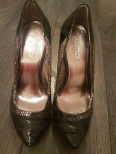 Aldo Ladies shoes size 4.5