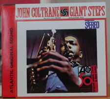 JOHN COLTRANE GIANT STEPS COMPACT DISC ATLANTIC ORIGINAL SOUND 1998