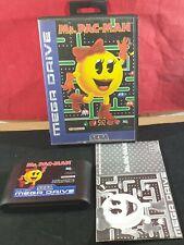 Ms. Pac-Man Sega Mega Drive VGC