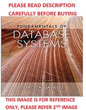 Fundamentals of Database Systems by Elmasri 7th International Soft Ed Same Book