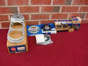 63-65  CHEVROLET CHEVY II NOVA SS NOS GM GAUGES & PARTS