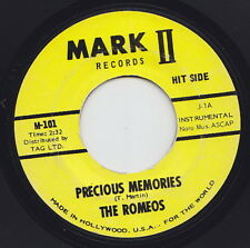 The ROMEOS * 1967 MOD JAZZ LATIN R&B POPCORN SOUL 45 * Listen!