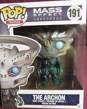 """NEW, POP GAMES, 'MASS EFFECT, ANDROMEDA"""",THE ARCHON, 6"""" super sized figure- MINT"""