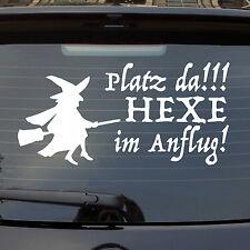 Adesivi Auto Platz da HEXE in Anflug! Lunotto posteriore Adesivo 927