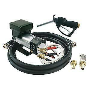 PIUSI 12V DC Oil Pump Battery Kit - 10lpm