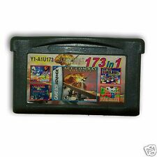 【 173 in 1 】 Nintendo Game Boy Advance SP  Handheld System Cartridges