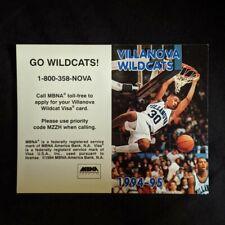 1994-95 Villanova University Wildcats Men's Basketball Schedule - Kerry Kittles