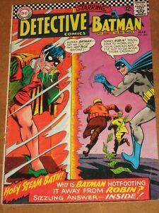 BATMAN DETECTIVE #361 DC COMICS silver age ROBIN
