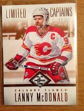2012/13 Panini Limited Captains Lanny McDonald Calgary Flames 82/99