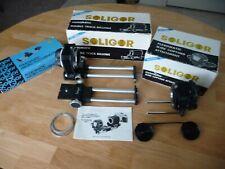 Vintage Soligor Flexomatic Slide & Film Copier Set original Boxes Nikon Attach