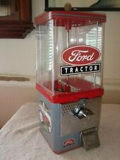 25 cents 8N 9N Jubilee FORD TRACTOR Gumball Vending Machine GumBall Pnut Candy