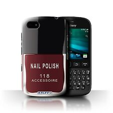 STUFF4 Phone Case for Blackberry Smartphone/Nail Polish/Make Up/Protective Cover