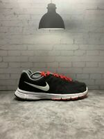 NIKE Mens Revolution 2 Running Shoes size 9 Black White Red Grey 573751-016