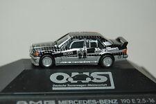 Herpa PC Modelo Mercedes Benz AMG 190 E nr.7 1:87 (132)