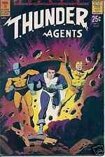 Thunder Agents #12  VG+