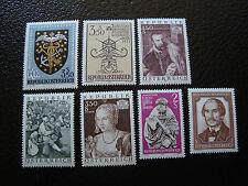 AUTRICHE - timbre - yvert et tellier n° 1187 a 1193 n** - stamp austria (A3)