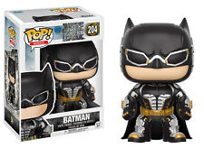 Justice League Movie Batman POP Heroes #204 Vinyl Figure FUNKO