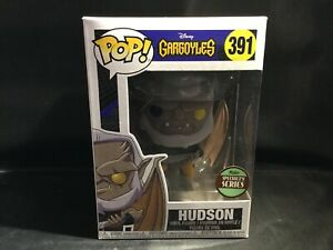 Gargoyles Pop! Vinyl #391 'Hudson' - Specialty Series Limited Edition Exclusive