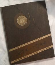Vintage New York Photo-Engravers, Union No 1, Golden Anniversary Book