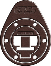 Tankdeckel-Pad Tankdeckelabdeckung BMW R1200GS LC Pad braun #52