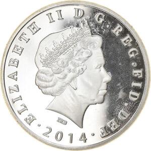 [#866286] Coin, British Caribbean Territories, Anguilla, Elizabeth II, Dollar