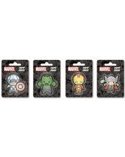 Bulk Wholesale Job Lot 60 Marvel Avengers Rubbers Erasers Toys
