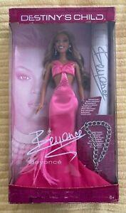 MG067:Mattel Barbie Destiny's Child Beyonce Doll in Box 2005