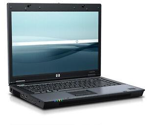 """HP 14.1"""" LAPTOP COMPUTER PC WINDOWS 10 INTEL CORE 2 DUO 4GB 160GB HD DVD WIFI"""