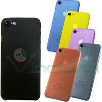 "Pellicola+Custodia back cover ultra sottile 0,3 mm pr iPhone 7 8 SE 2020 4.7"""