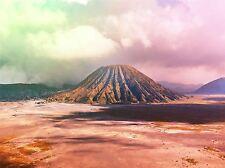 ART PRINT POSTER PHOTO LANDSCAPE BROMO VOLCANO JAVA INDONESIA LFMP1219