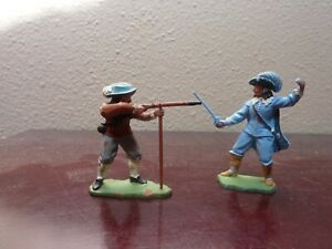 Britains Herald Cavalier and Musketeer