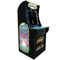 Arcade1up Galaga 2 in 1 Game Galaxian Arcade Machine, Games Room, Retro