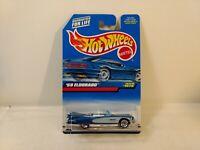Hot Wheels '59 Cadillac Eldorado Mattel 1:64 Scale Diecast mb2014
