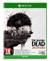 The Walking Dead: The Telltale Definitive Series Xbox One Brand New Sealed